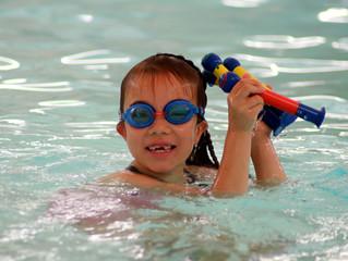 Understanding swimming awards