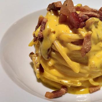 Spaghetti alla Carbonara_La Regina delle