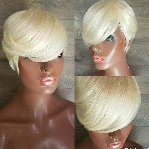 613 Pixie Cut Bondin Wig