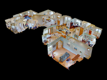 What is a virtual tour and why is it important for Bakersfield real estate agents in 2021?