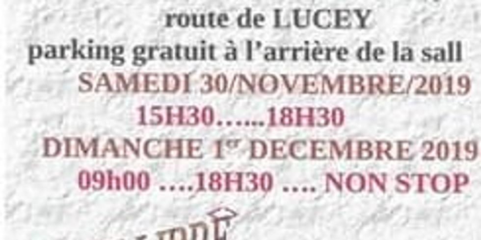 Marché de Noël 2