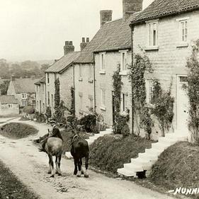 Church Street & Bridge Cottage