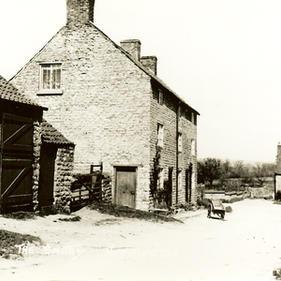 The Smithy, Rectory Lane, c.1907