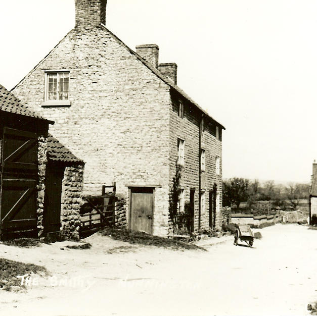 The Smithy, Rectory Lane, c.1907