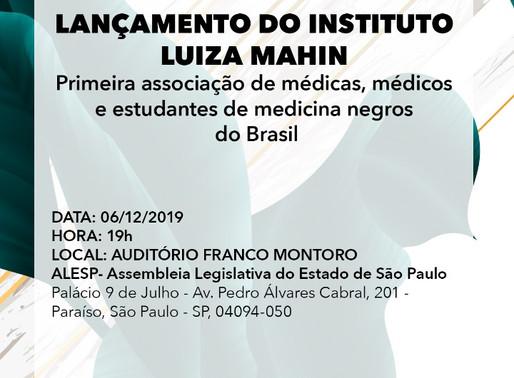 Geledés: Instituto Luiza Mahin é a primeira associação de medicas, médicos e estudantes negros