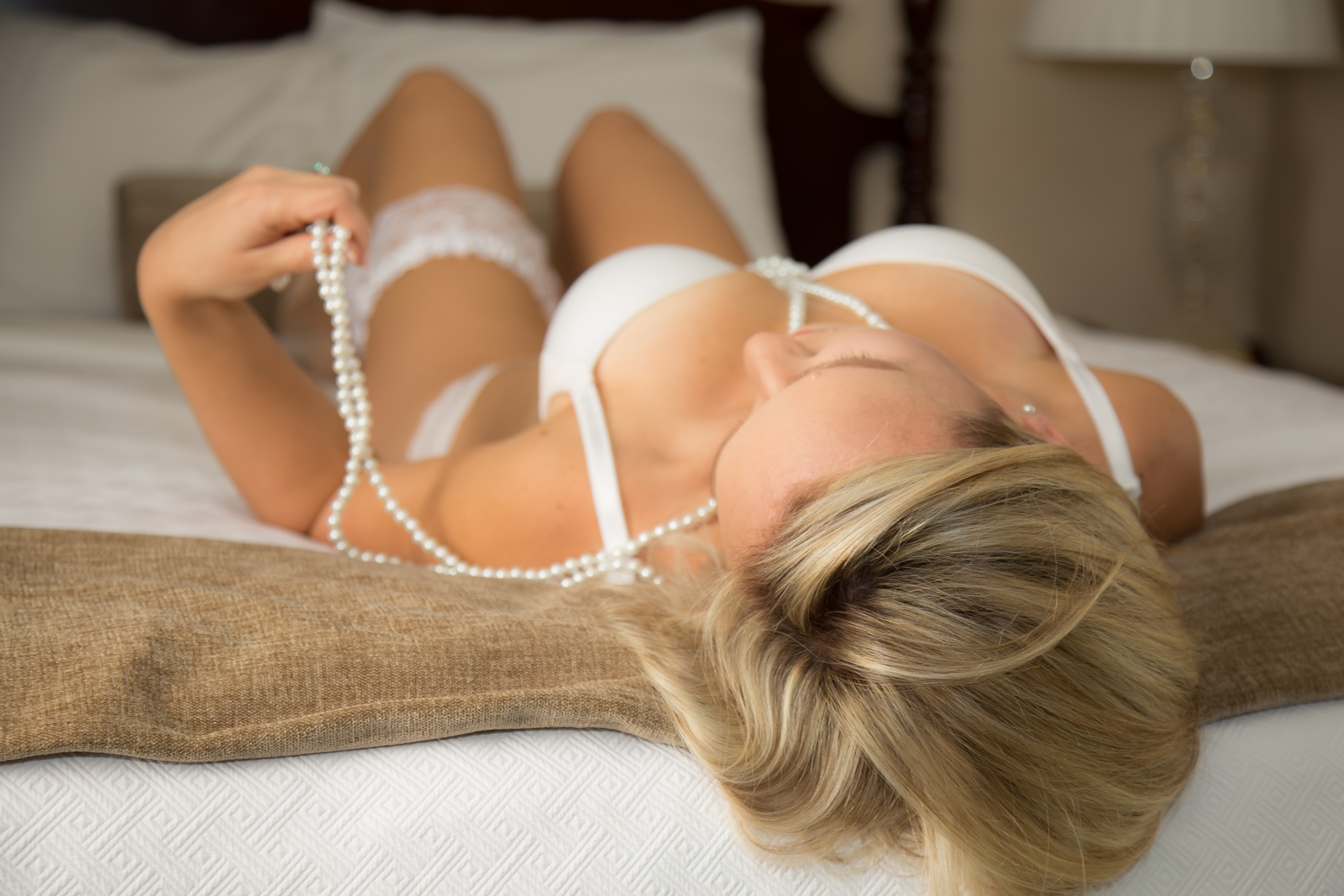 Boudoir / Glamour Photography Session
