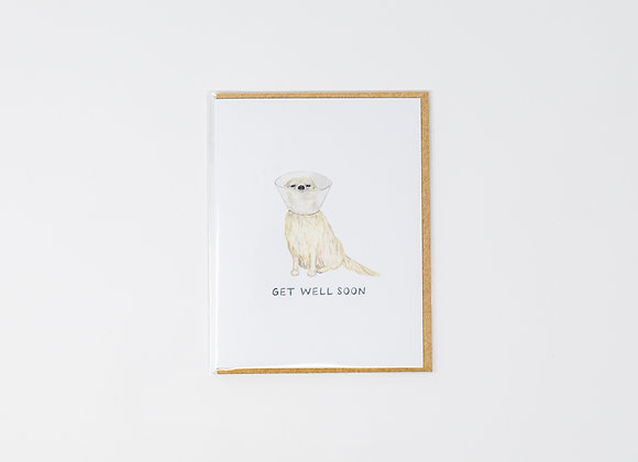 Get Well - Pup
