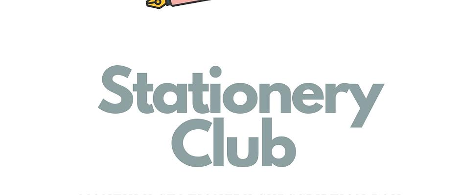 Stationery Club