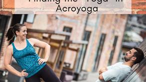 "Building Trust part 2: Finding the ""Yoga"" in Acroyoga series"