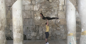 The 4 (NEW!) Pillars of Acroyoga: Foundational concepts of partner poses