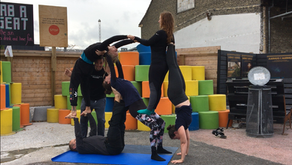 Acroyoga Community Series: Setting up an Acro Scavenger Hunt