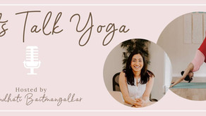 "Media Review: ""Let's Talk Yoga"" podcast"