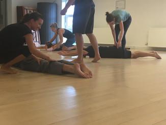 Bodyline Drills for Handstand Training