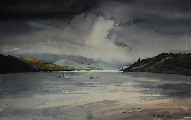 After the Rain, Llyn Tegid.jpg