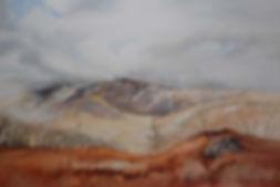 Carneddu Snowdonia Print Gary Griffiths
