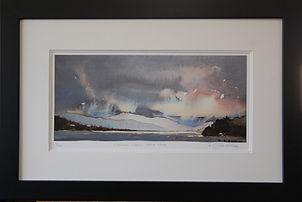 Morning Light Bala, print framed.jpg