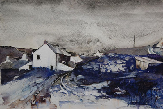 Abereiddy, Pembrokeshire Limited edition print Gary Griffiths