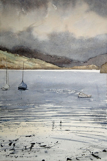 Llyn Tegid, At the Year's Turning origin