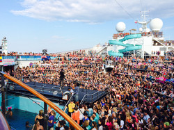 New Kids on the Block Cruise 2016