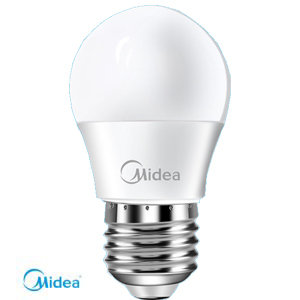נורת לד כדור אור יום MIDEA LIGHT LED 7W הברגה E27