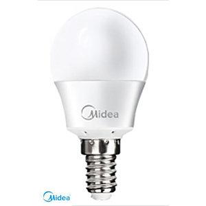 נורת לד כדור לבן חם MIDEA LIGHT LED 7W הברגה E14