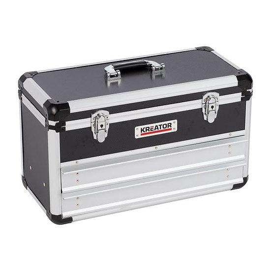"""מזוודה 523X240X305 מ""""מ 2 מגירות"""