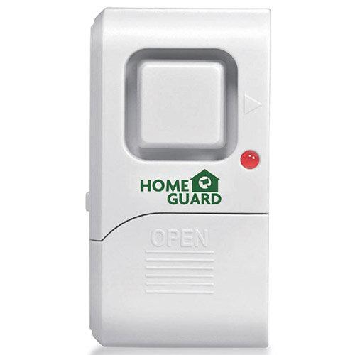 זוג גלאי זעזועים לחלונות כולל אזעקה ביתית HGWDA-522