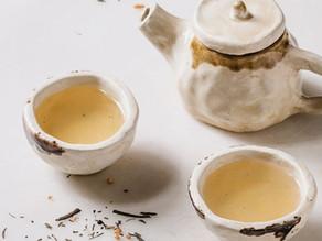 Grüner Tee – belebend und gesundheitsfördernd