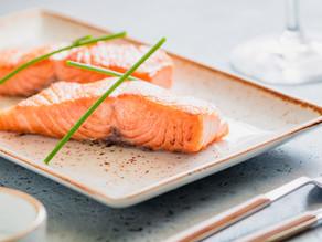 Lachs-Gericht mit viel Vitamin D
