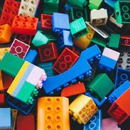 Preloved Lego at Bubbarama