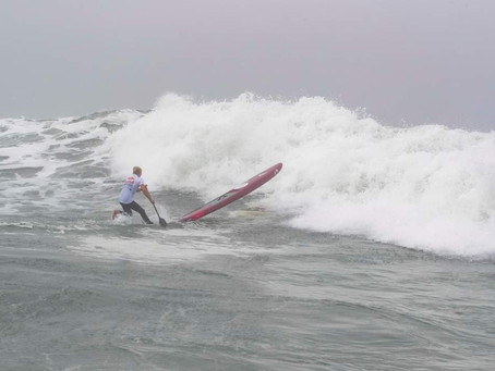 World Tour #4 Red Bull Heavy Water - Heaviest SUP race in the world!