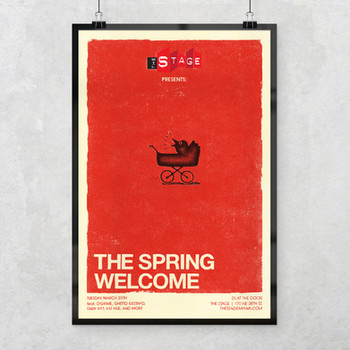 The Spring Welcome