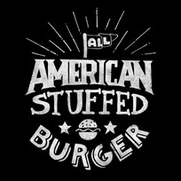 All American Stuffed Burger