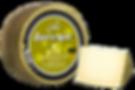 Queso de oveja elaborado con lechecruda, queso castellano,