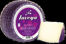 queso de mezcla semicurado sin lactosa, queso catellano