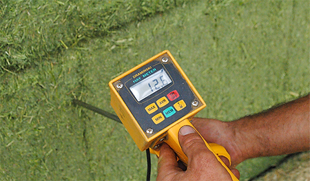 Alfalfa deshidratada Profopal