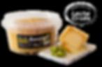 queso de oveja elaborado con leche cruda en Aceite de oliva
