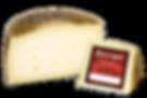 queso de mezcla de vaca y oveja curado lavega