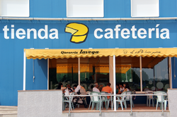 Tienda - Cafetería