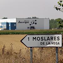 Quesería Lavega, situada en Moslares de la Vega, a pocos kilómetros de saldaña, en la provincia de palencia, fábrica de quesos castellanos