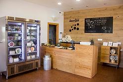 Quesería Lavega, Moslares de la Vega, Palencia, quesos
