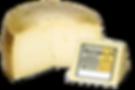 Quesos Lavega, queso de Mezcla curado elaborado con leche cruda