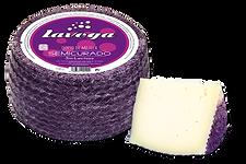 queso de mezcla semicurado sin lactosa, quesos lavega, queso castellano