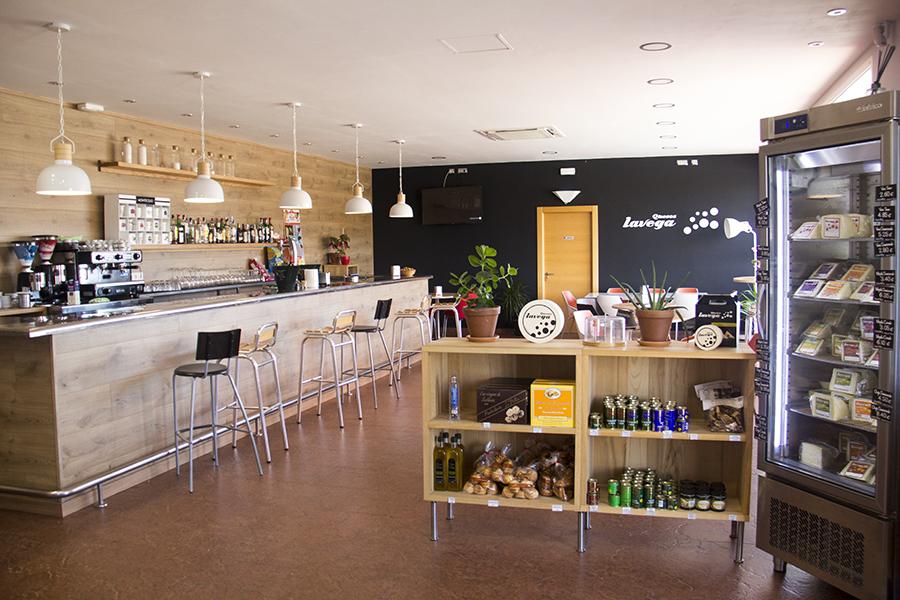 Tienda Cafeteria