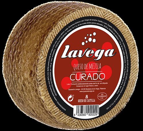 Queso MINI (1 kg) de MEZCLA CURADO
