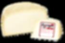 queso de mezcla de vaca y oveja tierno lavega