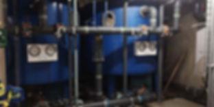 Evesham leisure centre filtration