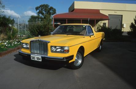 Australia : Fake Rolls Royce