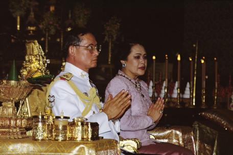 Thailand : H.R.H. King Rama IX