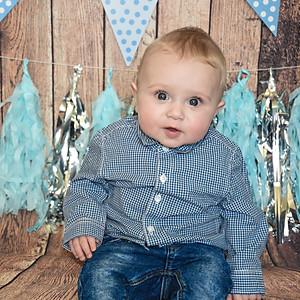 Oliver at 6 months
